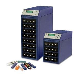 Flash-Speicher Kopiersysteme